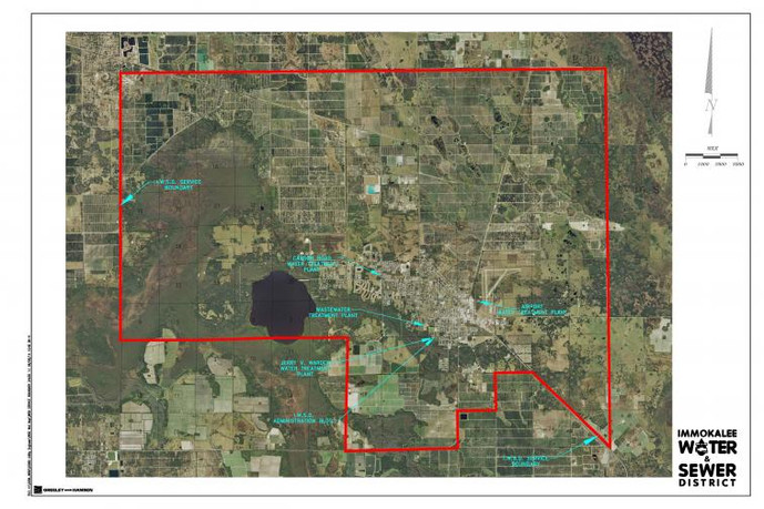 Thompkins Contracting, Inc. awarded Phase One of Immokalee Water Main Replacement