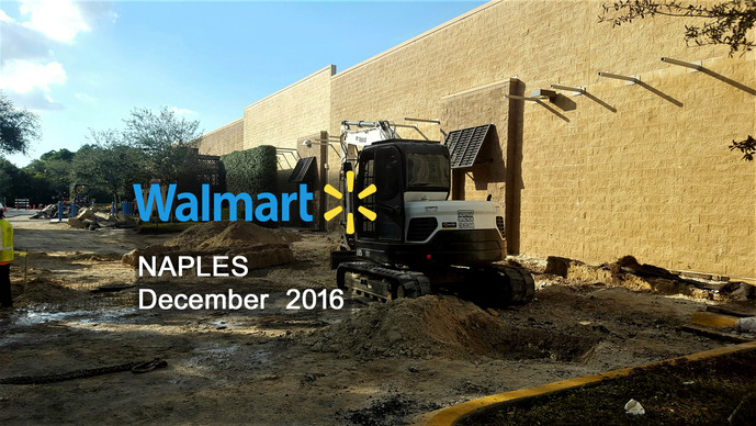TCI's Walmart Liquor Expansion Project Underway