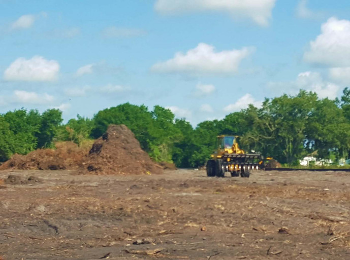 Thompkins Contracting, Inc. has broken ground on the Cross Creek RV Resort expansion in Arcadia, FL