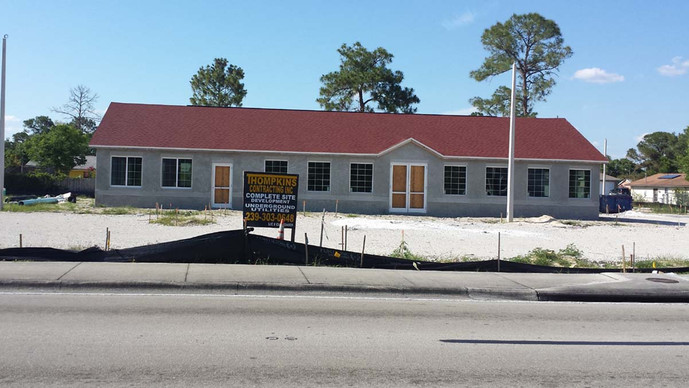 A Fresh Seafood Market Coming to Lehigh Acres with the Help of Thompkins Contracting, Inc.