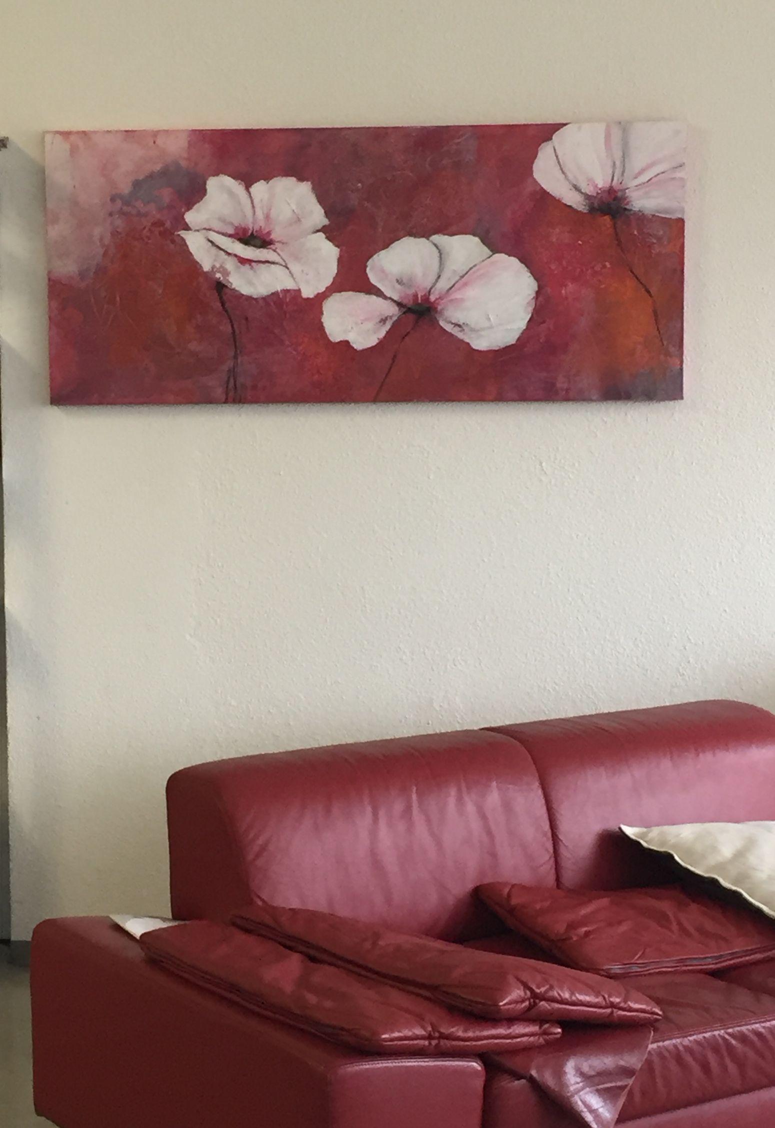 sofa mit passendem bild