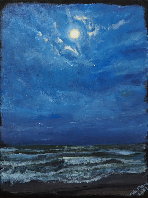 Moon Over Hatteras