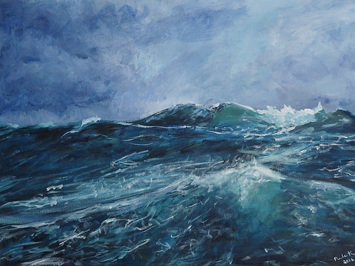 the Stormy Swell