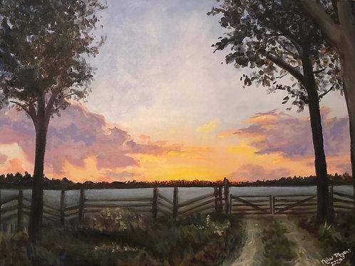 Westmoreland Sunset