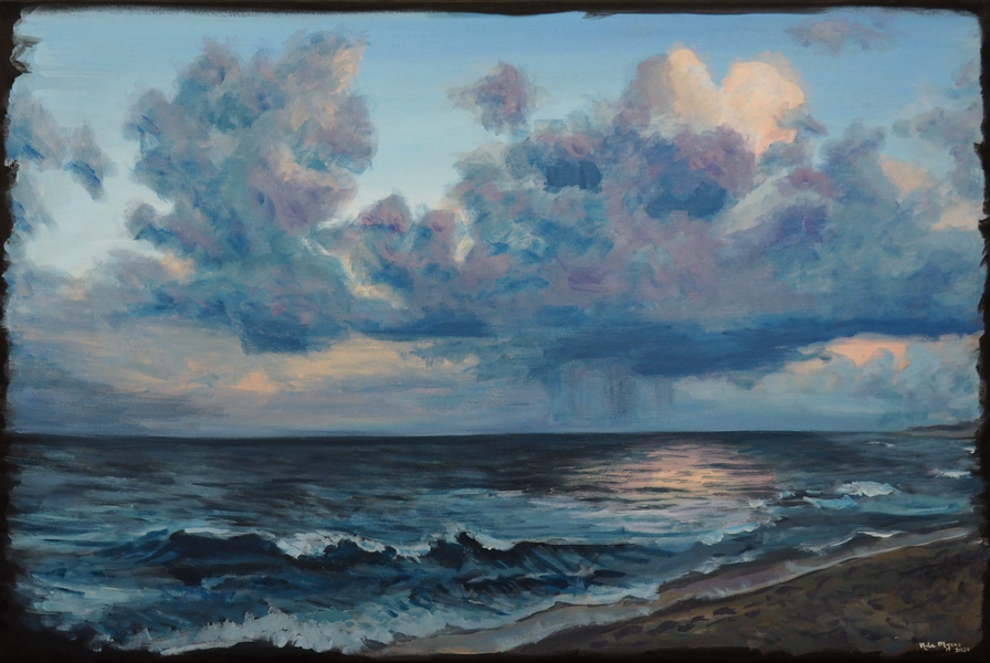 """""""Hatteras Cloudscape"""""""