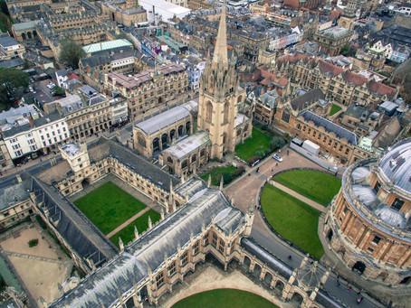 考入牛津劍橋有妙法──如何成為頂尖的5%?