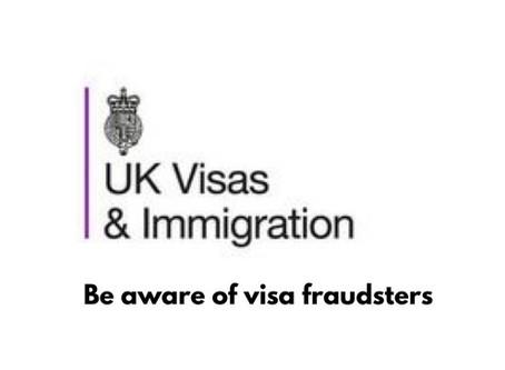 Visa fraud: students be aware