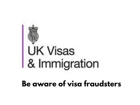 Visa fraud: students be aware