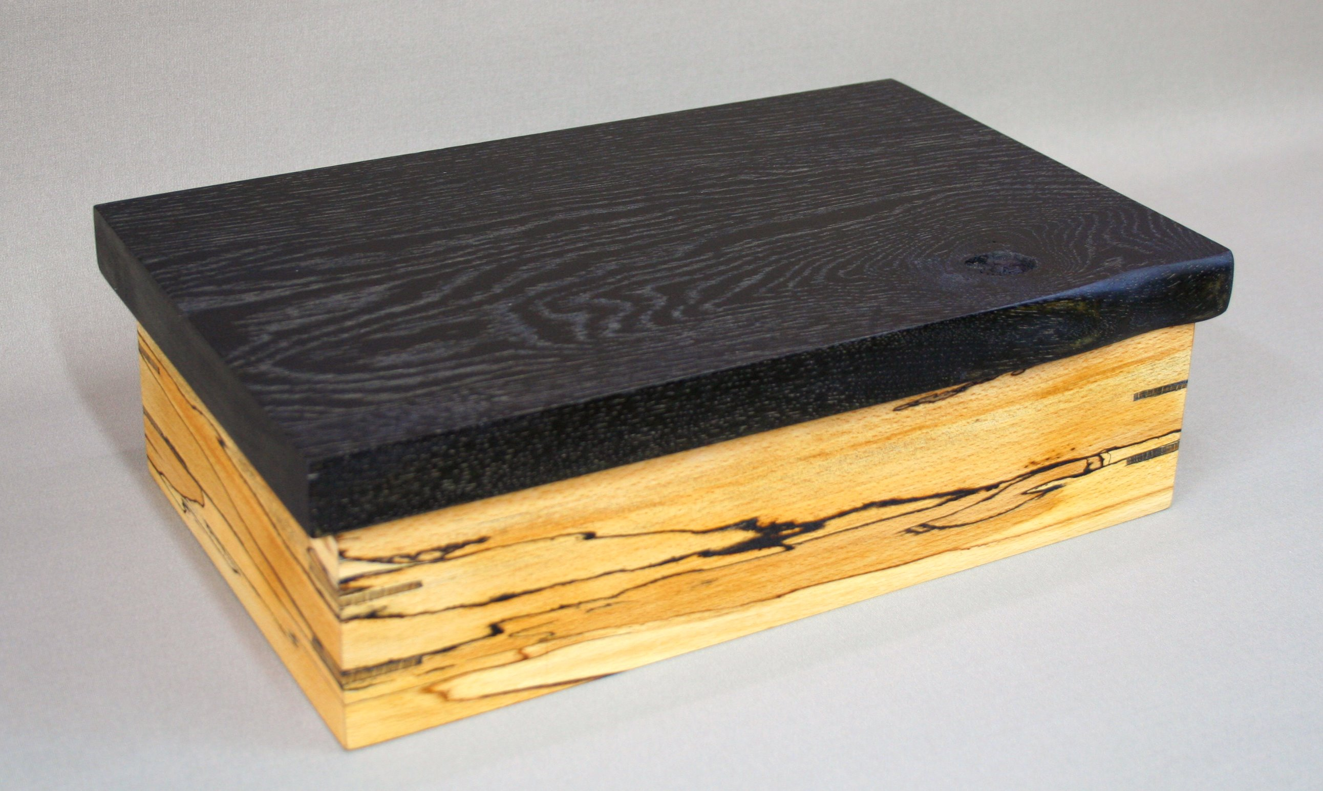 Spalted Beech Box