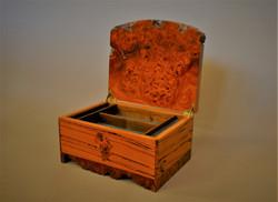 African Jewellery Box