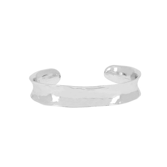 Fluid Leaf Bangle