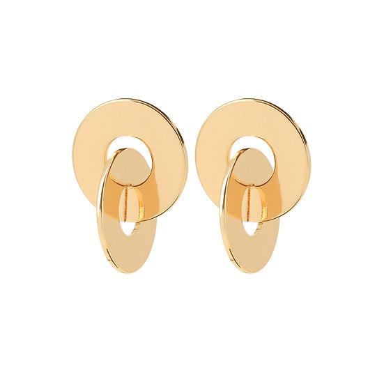 Vanity Coin Earrings