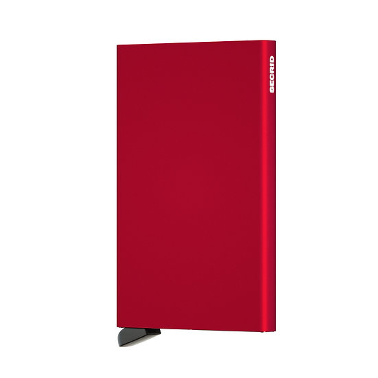 Cardprotector - Red