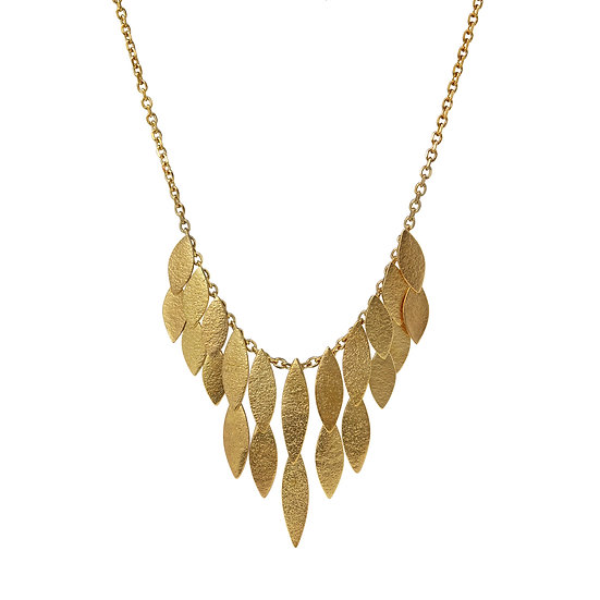 Icarus Large Waterfall Necklace