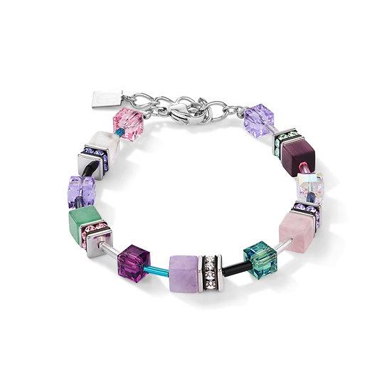 Lilac-Green Bracelet