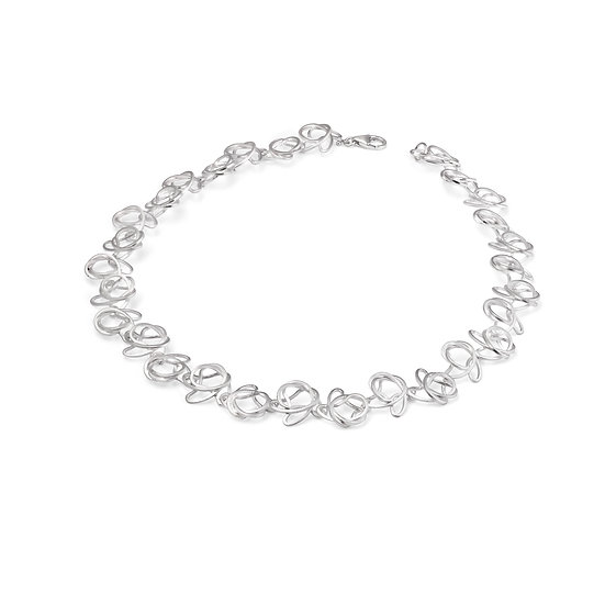 Knot Link Necklace