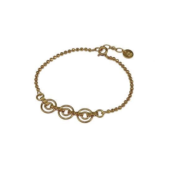 Catena Triple Link Bracelet