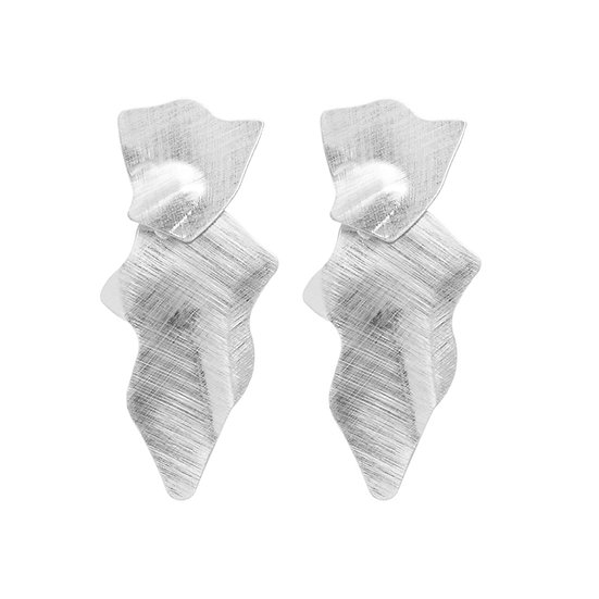 Alaya Leaf Earrings