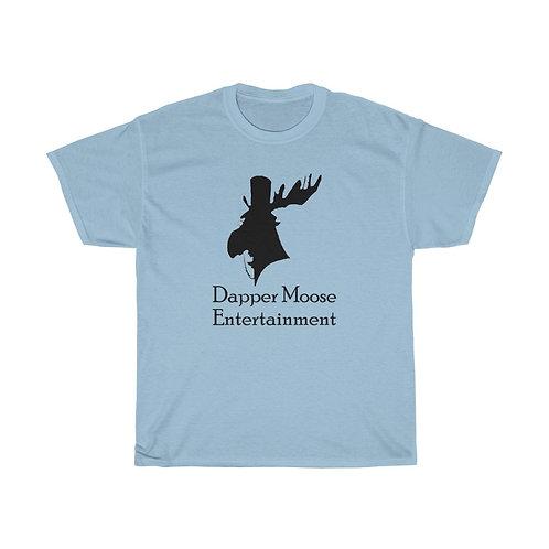 Dapper Moose Full Silhouette T-shirt
