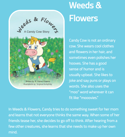Candy Cow - Weeds and Flowers.PNG