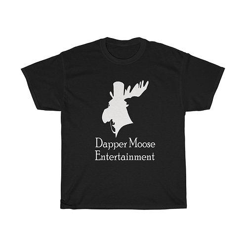Dapper Moose Reverse Silhouette T-shirt