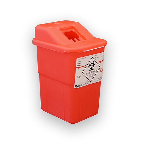 Sharps Collector 0.5 Litre