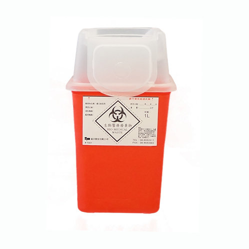 Sharps Collector 1 Litre