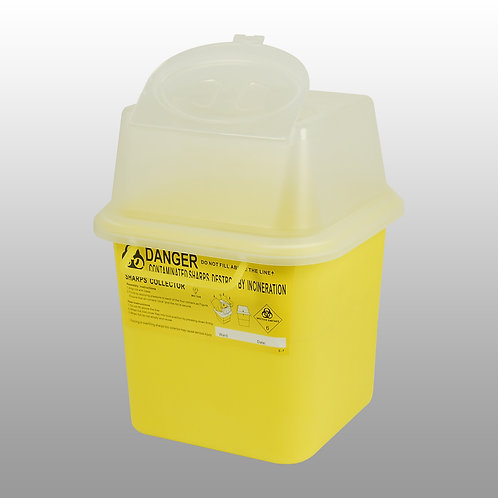 Sharps Collector 4 Litre