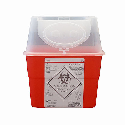 Sharps Collector 3 Litre