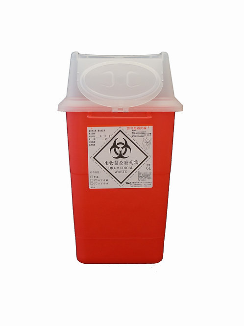 Sharps Collector 6 Litre