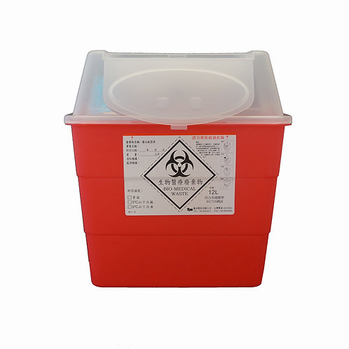 Sharps Collector 12 Litre