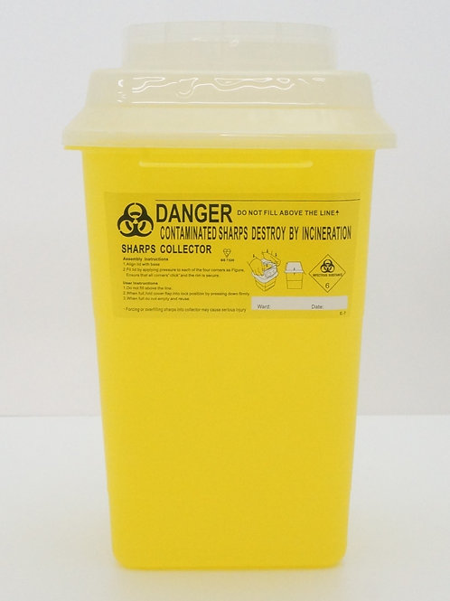 Sharps Collector 5 Litre