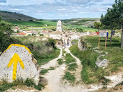 Camino de Santiago 500 miles across northern Spain