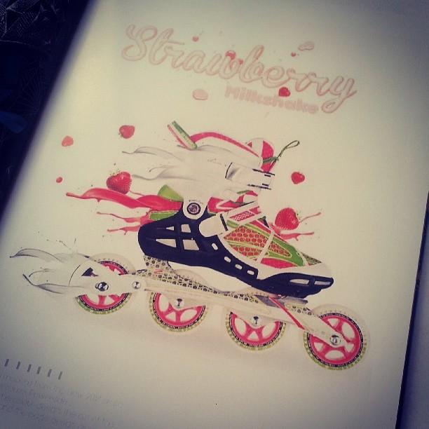 Inline Skates product flyer