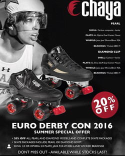 Skate & Promo design