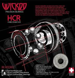 Wicked bearings