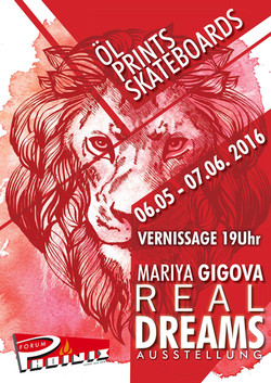 Real Dreams exhibition