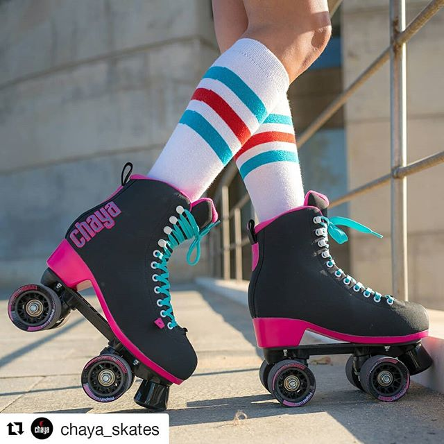 CHAYA Black and pink