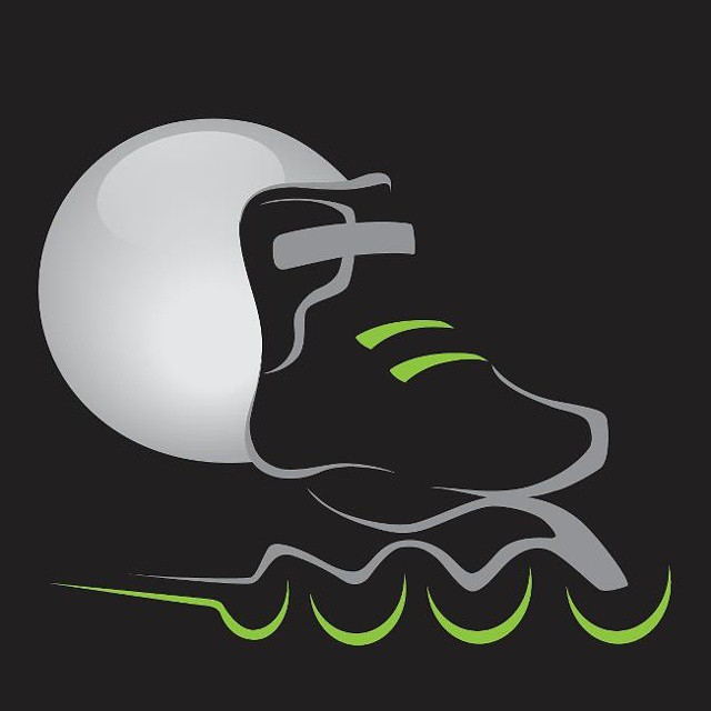 Skate night logo
