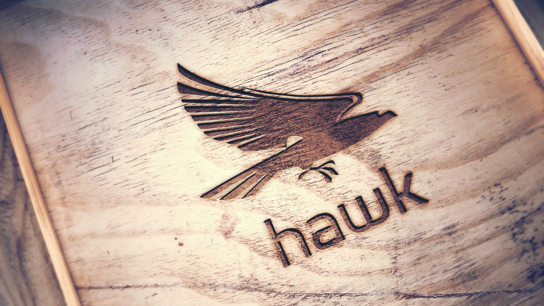 Skate brand logo design