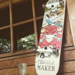 Heart-breaker, trouble-maker