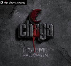 Halloween visualization for Chaya