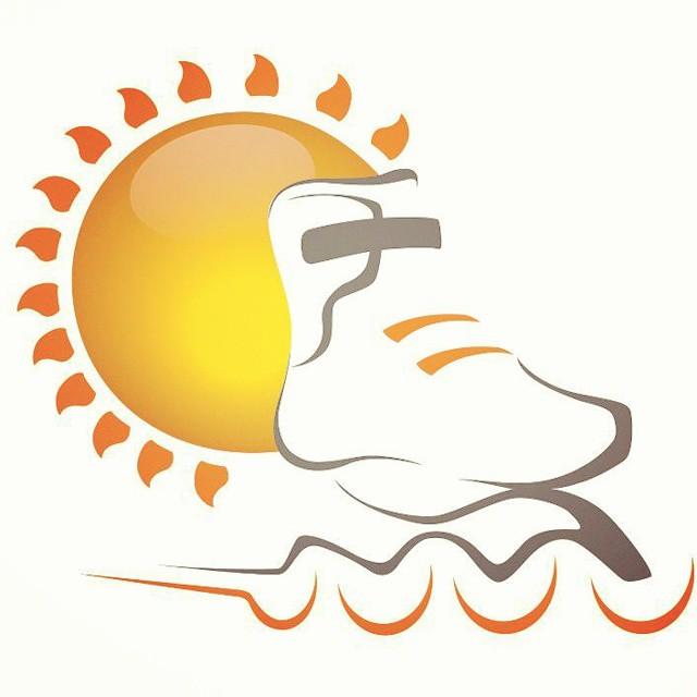 Skate day logo