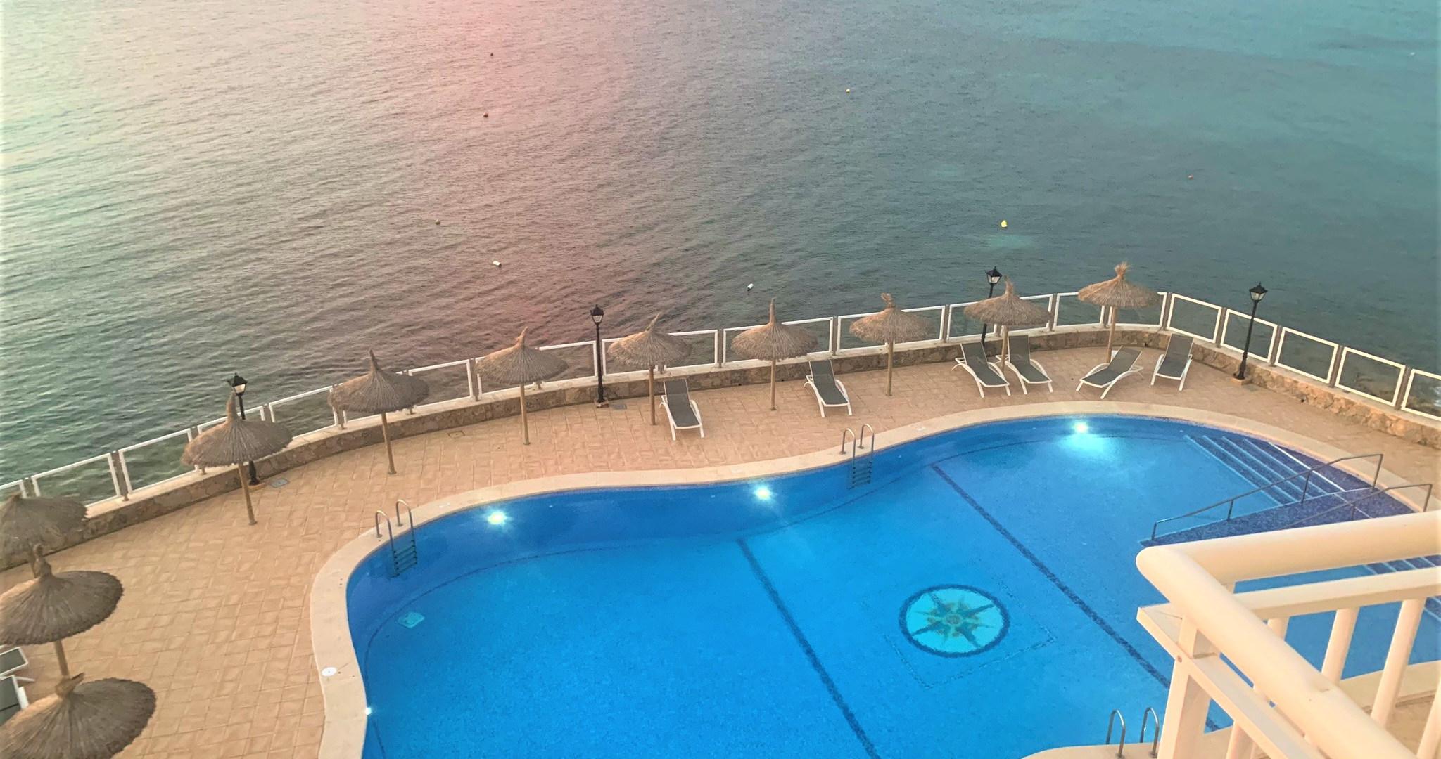 Pool at sunset.JPEG