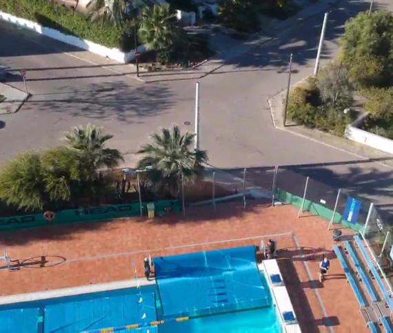 BEST CENTRE 50m Training Pool