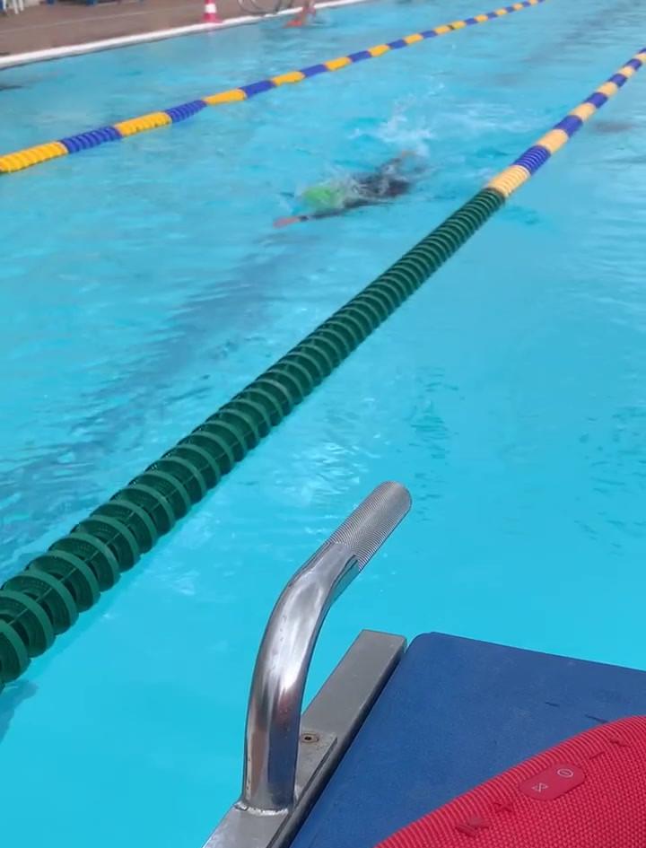 Swim with Attitude