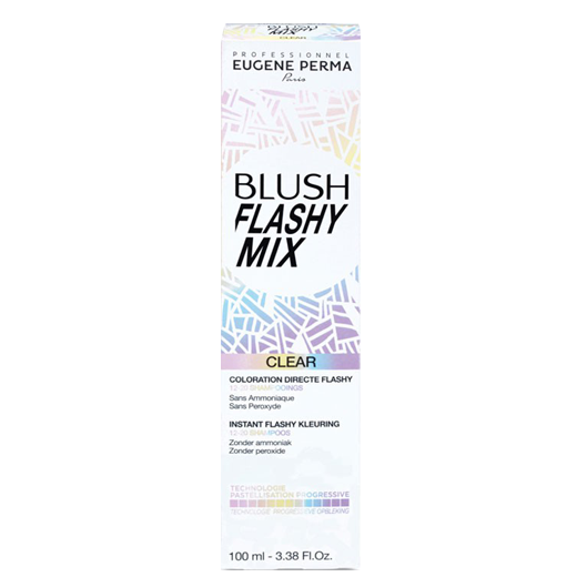 Blush Flashy Mix Clear