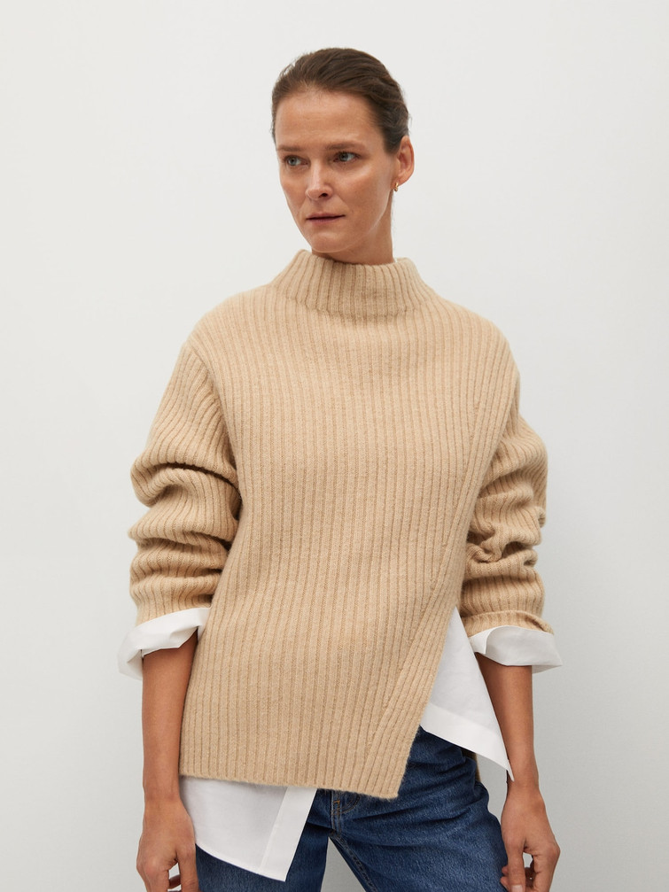 Pull ouvert