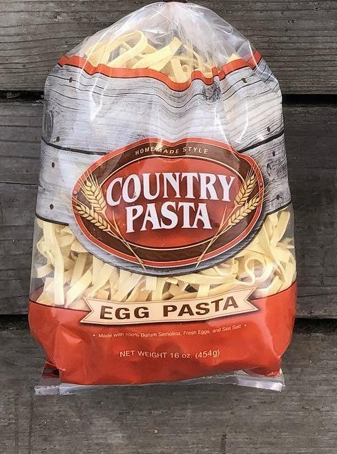 Country Pasta (dried)