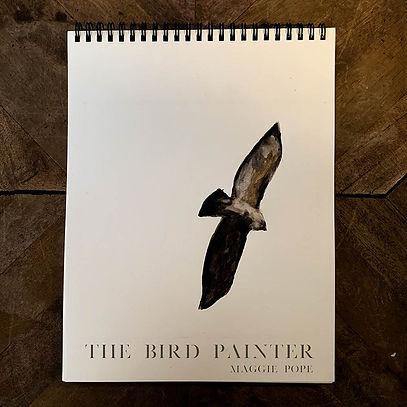 web version The Bird Painter single cove